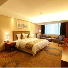 Отель Xiamen Harbor Mingzhu 4* Номер Делюкс