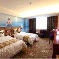 Отель Xiamen Harbor Mingzhu 4* Стандартный номер фото 4