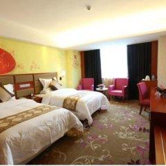 Отель Xiamen Harbor Mingzhu 4* Стандартный номер фото 6