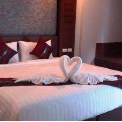Отель Rojjana Residence 2* Стандартный номер двуспальная кровать фото 2