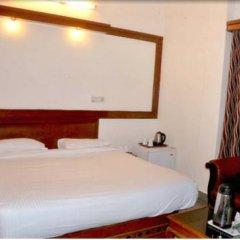 Отель The Sagar Residency 2* Номер Делюкс с различными типами кроватей фото 4