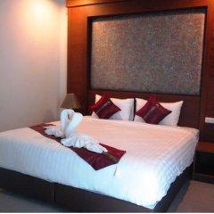 Отель Rojjana Residence 2* Стандартный номер двуспальная кровать