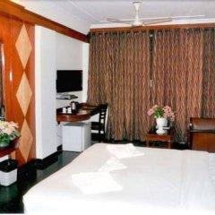 Отель The Sagar Residency 2* Номер Делюкс с различными типами кроватей фото 5