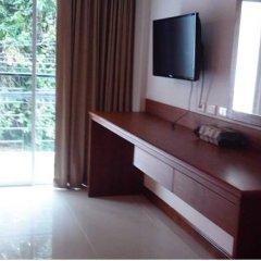Отель Rojjana Residence 2* Стандартный номер двуспальная кровать фото 3