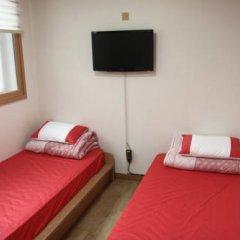 Fortune Hostel Jongno Стандартный номер с 2 отдельными кроватями