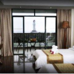 Отель Nanshan Leisure Villas 4* Стандартный номер с 2 отдельными кроватями фото 5