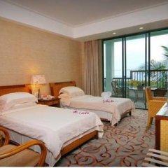 Отель Nanshan Leisure Villas 4* Стандартный номер с 2 отдельными кроватями фото 3
