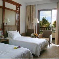 Отель Nanshan Leisure Villas 4* Стандартный номер с 2 отдельными кроватями фото 4