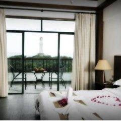 Отель Nanshan Leisure Villas 4* Стандартный номер с различными типами кроватей фото 3