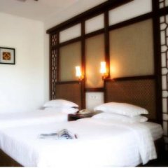 Отель Nanshan Leisure Villas 4* Стандартный номер с 2 отдельными кроватями