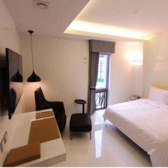 Grammos Hotel 3* Улучшенный номер с различными типами кроватей фото 8