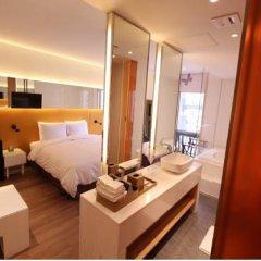 Grammos Hotel 3* Номер Делюкс с различными типами кроватей фото 8