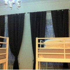 America Hostel Кровать в общем номере с двухъярусной кроватью фото 9