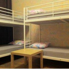 America Hostel Кровать в общем номере с двухъярусной кроватью фото 3