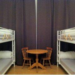 America Hostel Кровать в общем номере с двухъярусной кроватью фото 4