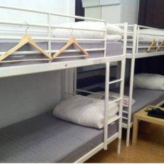 America Hostel Кровать в общем номере с двухъярусной кроватью