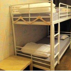America Hostel Кровать в общем номере с двухъярусной кроватью фото 16