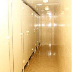 Экспресс Отель & Хостел Номер Эконом с разными типами кроватей (общая ванная комната) фото 21