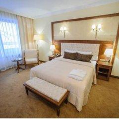 Президент-Отель 5* Номер Комфорт разные типы кроватей фото 4