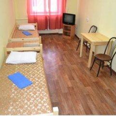 Гостиница Катюша Стандартный номер двуспальная кровать фото 25