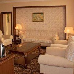 Президент-Отель 5* Улучшенные апартаменты разные типы кроватей