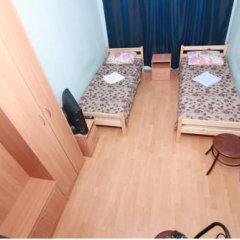 Гостиница Катюша Стандартный номер двуспальная кровать