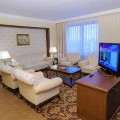 Президент-Отель 5* Улучшенные апартаменты разные типы кроватей фото 4