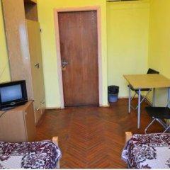 Гостиница Катюша Стандартный номер двуспальная кровать фото 28