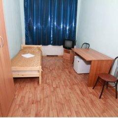 Гостиница Катюша Стандартный номер двуспальная кровать фото 24