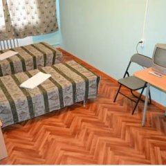 Гостиница Катюша Стандартный номер двуспальная кровать фото 29