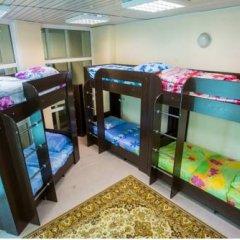 Хостел Амигос Кровать в мужском общем номере с двухъярусной кроватью