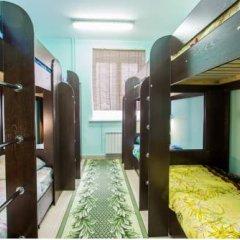 Хостел Амигос Кровать в общем номере с двухъярусной кроватью фото 8