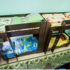 Хостел Амигос Кровать в общем номере с двухъярусной кроватью фото 5