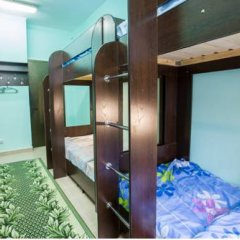 Хостел Амигос Кровать в мужском общем номере с двухъярусной кроватью фото 11