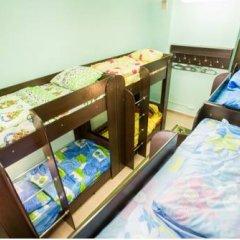 Хостел Амигос Кровать в общем номере с двухъярусной кроватью фото 4