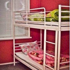 Fonari 2 Hostel Кровать в общем номере с двухъярусной кроватью