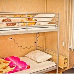 Fonari 2 Hostel Кровать в общем номере с двухъярусной кроватью фото 2