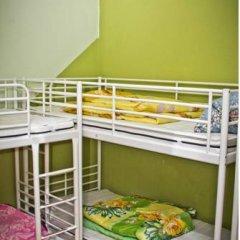 Fonari 2 Hostel Кровать в общем номере с двухъярусной кроватью фото 8