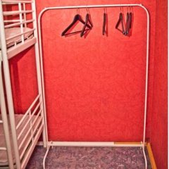 Fonari 2 Hostel Кровать в общем номере с двухъярусной кроватью фото 4
