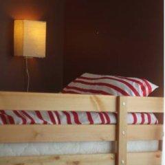 Хостел Достоевский Кровати в общем номере с двухъярусными кроватями фото 50