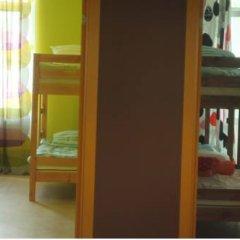 Хостел Достоевский Кровать в женском общем номере с двухъярусными кроватями фото 15