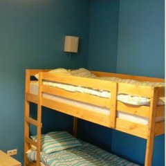 Хостел Достоевский Кровати в общем номере с двухъярусными кроватями фото 49
