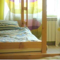 Хостел Достоевский Кровать в женском общем номере с двухъярусными кроватями фото 18