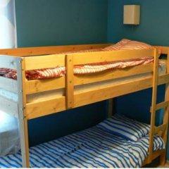 Dostoevsky Hostel Кровать в общем номере двухъярусные кровати фото 37