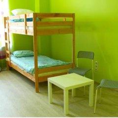 Хостел Достоевский Кровать в женском общем номере с двухъярусными кроватями фото 17