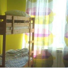 Хостел Достоевский Кровать в женском общем номере с двухъярусными кроватями фото 16