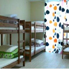 Хостел Достоевский Кровати в общем номере с двухъярусными кроватями фото 38