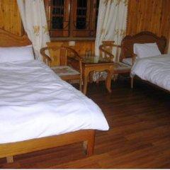 Graceful Sapa Hotel Номер Делюкс с различными типами кроватей фото 2