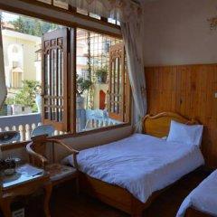 Graceful Sapa Hotel Улучшенный номер с различными типами кроватей фото 4