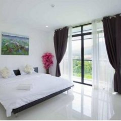 Отель Penthouse Kamala Regent A 501 Люкс с различными типами кроватей